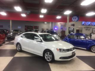 Used 2014 Volkswagen Jetta 1.8 TSI COMFORTLINE 5 SPEED A/C SUNROOF 98K for sale in North York, ON