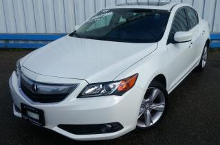Used 2015 Acura ILX *LEATHER-SUNROOF* for sale in Kitchener, ON