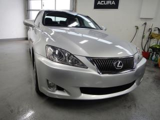 Used 2009 Lexus IS 250 AWD,ALL SERVICE RECORD,ONE OWNER for sale in North York, ON