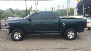 Used 2011 Dodge Ram 1500 CREW CAB 4X4 for sale in Kitchener, ON