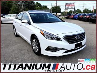 Used 2016 Hyundai Sonata GLS+Camera+Sunroof+Blind Spot+Heated Power Seats+ for sale in London, ON