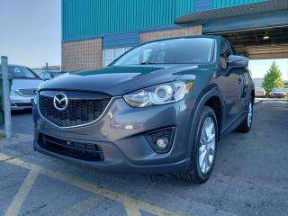 Used 2015 Mazda CX-5 Gt Awd Toit Cuir for sale in St-Eustache, QC