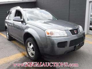 Used 2007 Saturn Vue 4D Utility FWD for sale in Calgary, AB