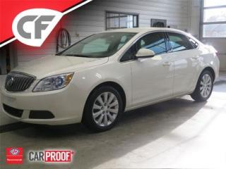 Used 2016 Buick Verano CUIR for sale in Lévis, QC