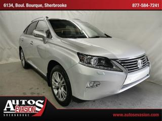 Used 2014 Lexus RX 350 for sale in Sherbrooke, QC