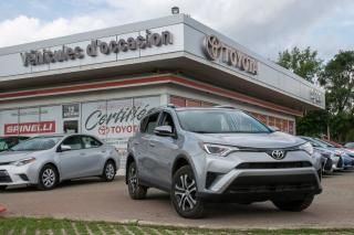 Used 2016 Toyota RAV4 LE FWD for sale in Pointe-claire, QC
