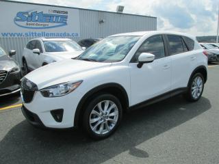 Used 2015 Mazda CX-5 GT AWD CUIR TOIT MAGS 19PC 2.5L for sale in Saint-georges, QC