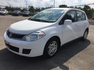 Used 2010 Nissan Versa S for sale in London, ON