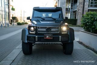 Used 2017 Mercedes-Benz G550 4x4 2017 Mercedes-Benz G 550 4×4 w/ BRABUS KIT for sale in Vancouver, BC
