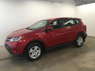 Used 2015 Toyota RAV4 Le, Fwd, Bluetooth for sale in St-Hubert, QC