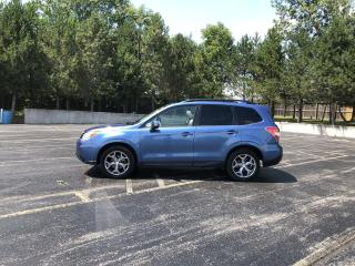 Used 2016 Subaru FORESTER LIMITED AWD for sale in Cayuga, ON