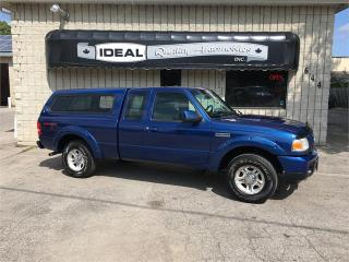 Used 2010 Ford Ranger SPORT for sale in Mount Brydges, ON