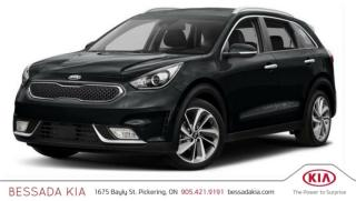 New 2018 Kia NIRO L for sale in Pickering, ON