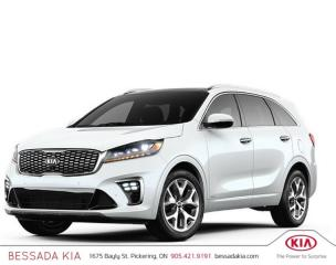 New 2019 Kia Sorento SX for sale in Pickering, ON