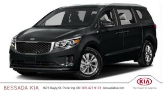 New 2019 Kia Sedona SX for sale in Pickering, ON