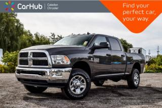New 2018 RAM 2500 New Truck SLT Diesel 4x4 Bluetooth Backup Cam R-Start Snow Chief Group for sale in Bolton, ON