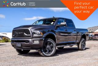 New 2018 RAM 2500 New Truck Laramie|4x4|Navi|Backup Cam|Bluetooth|R-Start|Heavy Duty Snow Plow Prep Group|20