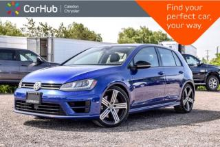 Used 2016 Volkswagen Golf R Navi|Backup Cam|Bluetooth|Heated Front Seats|Push Start|19