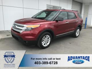 Used 2015 Ford Explorer XLT Rear View Camera - 4WD for sale in Calgary, AB