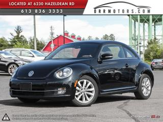 Used 2013 Volkswagen Beetle 2.0T Turbo for sale in Stittsville, ON