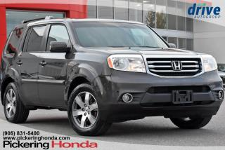Used 2013 Honda Pilot Touring Navigation|Bluetooth|Rearview Camera for sale in Pickering, ON
