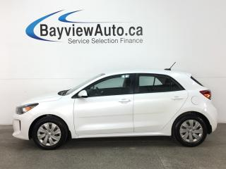 Used 2018 Kia Rio5 LX+ - A/C! REVERSE CAM! BLUETOOTH! CRUISE! PWR GROUP! for sale in Belleville, ON