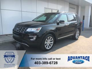 Used 2017 Ford Explorer Limited Leather - Active Park-Assist for sale in Calgary, AB