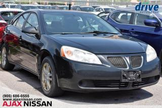 Used 2006 Pontiac G6 BASE for sale in Ajax, ON