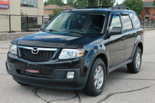 Used 2011 Mazda Tribute GS V6 4x4 | V6 | Leather | Sunroof | CERTIFIED for sale in Waterloo, ON