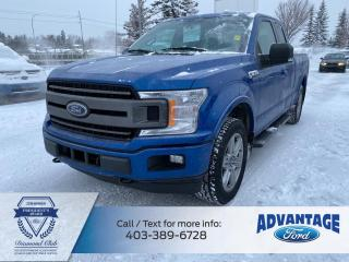 Used 2018 Ford F-150 XLT TRAILER TOW PACKAGE for sale in Calgary, AB