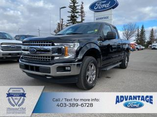 Used 2018 Ford F-150 XLT TRAILER TOW WITH BRAKE CONTROLLER for sale in Calgary, AB