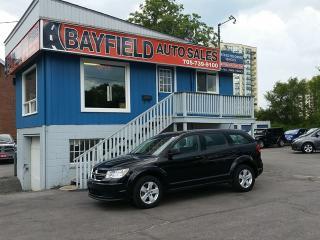 Used 2015 Dodge Journey Canada Value Pkg **Alloys/Keyless Start/Only 53k!!** for sale in Barrie, ON