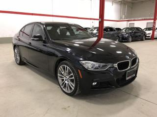 Used 2015 BMW 3 Series NAVIGATION PREMIUM for sale in Woodbridge, ON