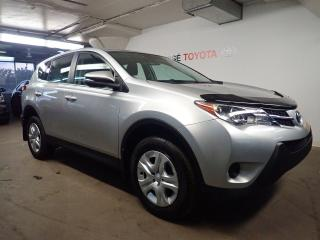 Used 2014 Toyota RAV4 Le Awd + Gar. Pea for sale in Montreal, QC