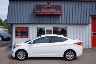 Used 2013 Hyundai Elantra GL for sale in Saint-romuald, QC