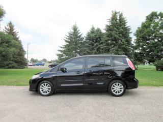 Used 2009 Mazda MAZDA5 6 Passenger for sale in Thornton, ON