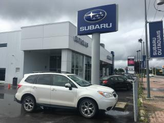 Used 2015 Subaru Forester 2.5i Limited/Eyesight for sale in Gatineau, QC