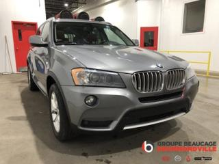 Used 2013 BMW X3 28i for sale in Drummondville, QC