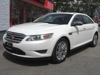 Used 2010 Ford Taurus Limited AWD for sale in London, ON