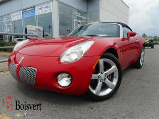 Used 2008 Pontiac Solstice for sale in Blainville, QC
