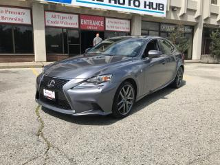 Used 2014 Lexus IS 250 F-SPORT for sale in North York, ON