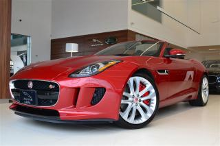 Used 2015 Jaguar F-Type S Grp Performance for sale in Laval, QC