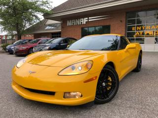 Used 2005 Chevrolet Corvette 2dr Cpe Low KM Alloys Certified* for sale in Concord, ON