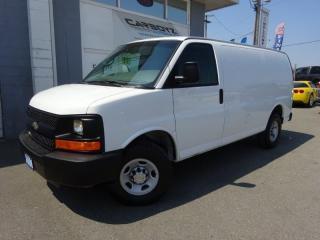 Used 2008 Chevrolet Express 2500 Cargo Van, 4.8L V8, Alarm, Super Clean!! for sale in Langley, BC
