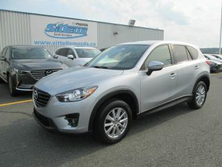 Used 2016 Mazda CX-5 GS AWD, TOIT OUVRANT for sale in Saint-georges, QC
