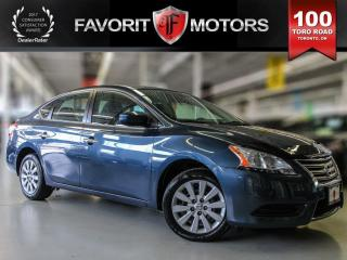 Used 2014 Nissan Sentra 1.8 S LED Lights, AUX/MP3/WMA Playback for sale in North York, ON