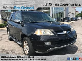 Used 2005 Acura MDX w/Tech Pkg for sale in Oakville, ON