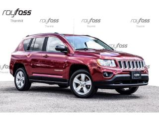 Used 2012 Jeep Compass Sport North Edt. 4x4 for sale in Thornhill, ON