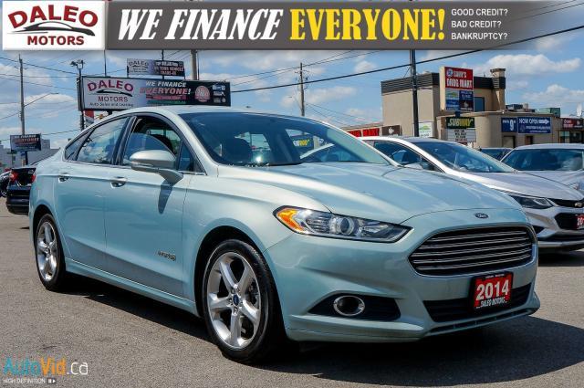 2014 Ford Fusion Hybrid SE| HYBRID| HEATED MIRRORS|POWER SEATS
