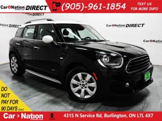 Used 2018 MINI Cooper Countryman Cooper| AWD| DUAL SUNROOF| LEATHER| for sale in Burlington, ON